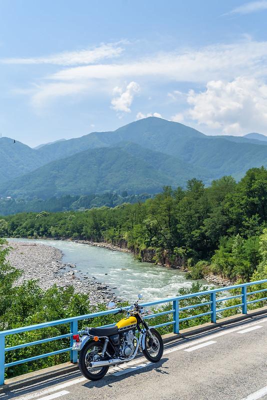 AZUSA-Gawa.River NAGANO 2018