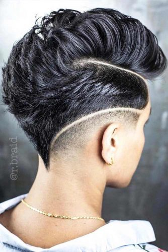 LATEST UNDERCUT FADE HAIRSTYLES FOR BOLD WOMEN TO AMAZE YOUR FRIENDS 2