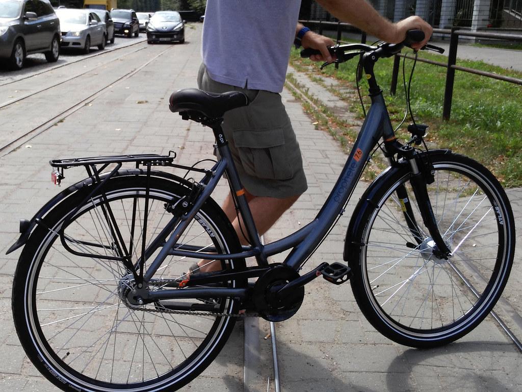 Prophete city bike