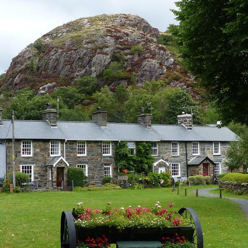 This is a picture of Beddgelert