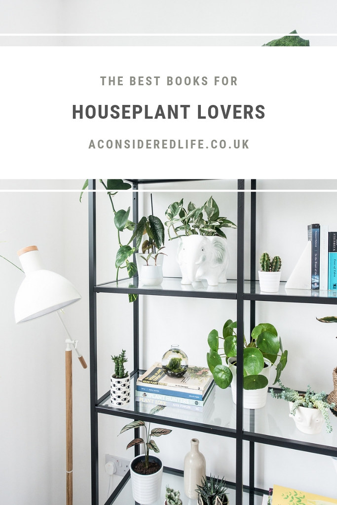 Books For Plant Lovers