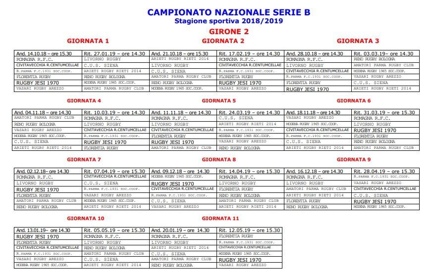 Calendario Serie B 18 19.Serie B Pubblicato Il Calendario Della Stagione 2018 19