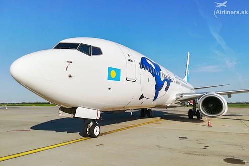 OM-KEX AirExplore Boeing 737-8BK(WL)