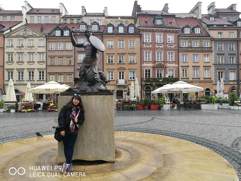 2017 Europe Warsaw Old Town 03