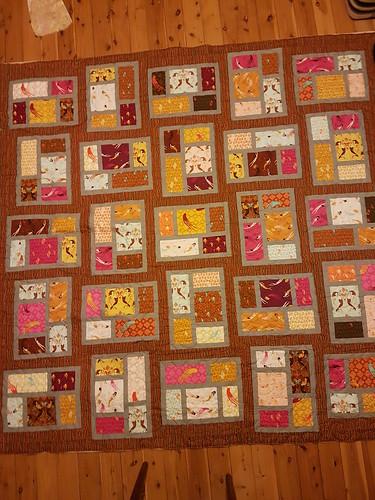 Quilts April 2018