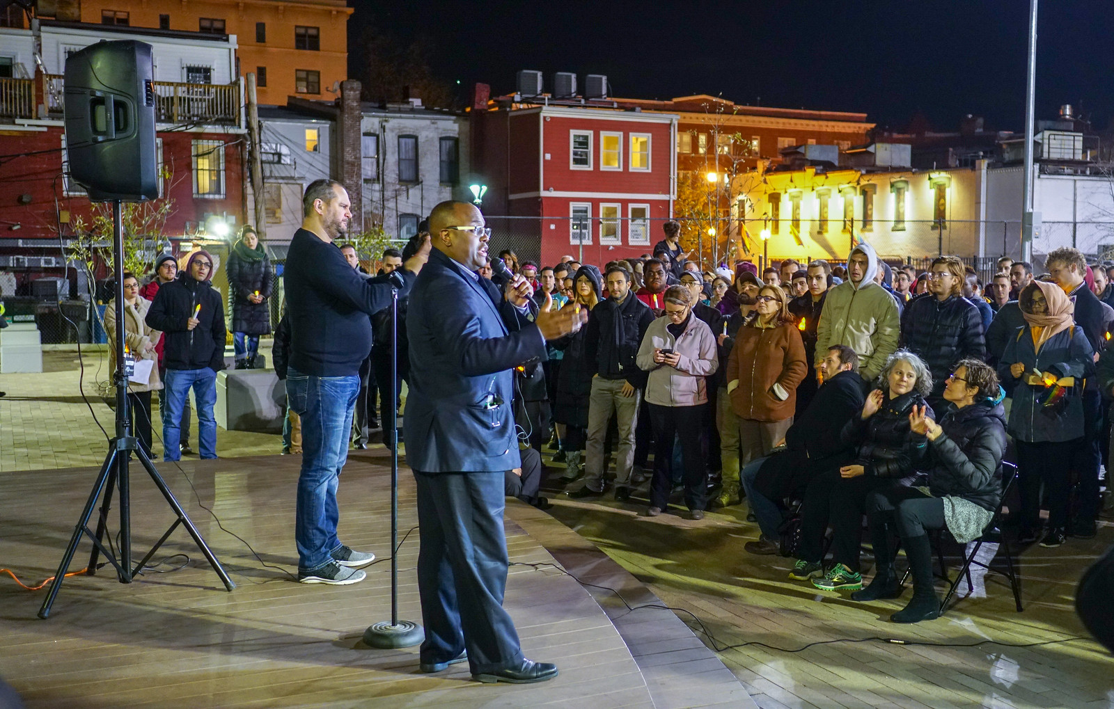 2018.04.19 A Vigil Against Violence, Washington, DC USA 01407