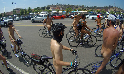 L.A. World Naked Bike Ride 2018 (141502)