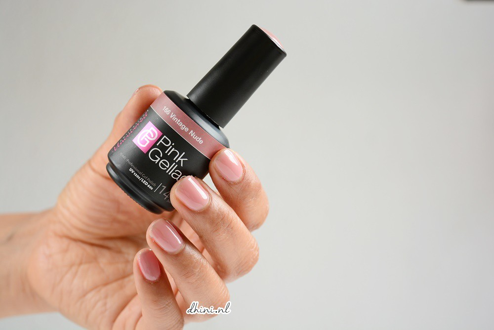 Pink Gellac 166