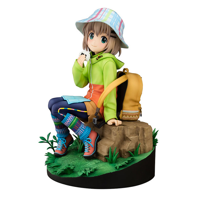 The Mountaineering Best Girl! PLUM Aoi Yukimura 1/7 Figure from Yama no Susume!