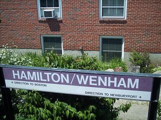 Hamilton - Wenham
