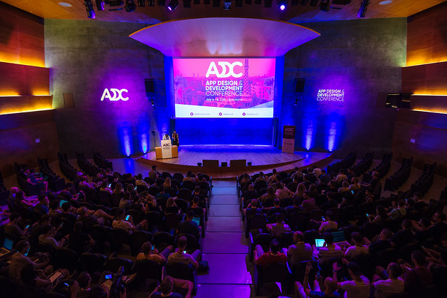 ADDC 2018 - Conference day 1