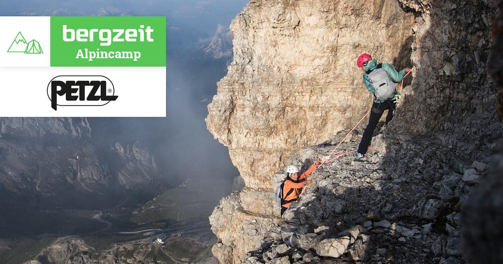 Bergzeit_Alpincamp_Petzl_Blog
