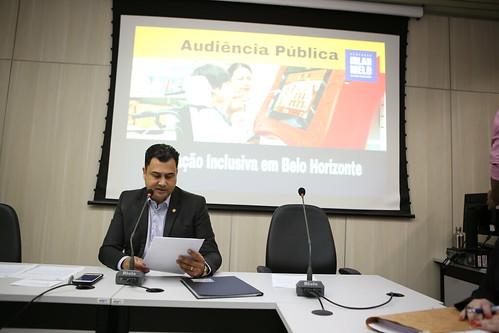 8ª Reunião Extraordinária - Comissão de Direitos Humanos e Defesa do Consumidor - Audiência pública para verificar se estão sendo atendidos os dispositivos 205 e 208, inciso III, da Constituição Federal