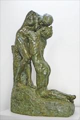 Sakountala de Camille Claudel (Musée Camille Claudel, Nogent-sur-Seine)