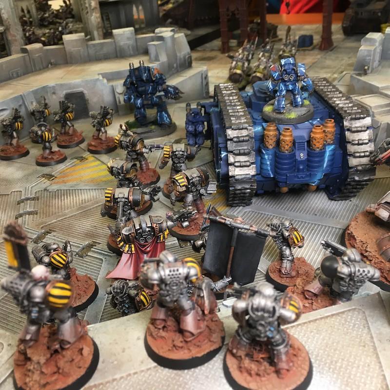 Medal of Colors Assault on Molech battle-28