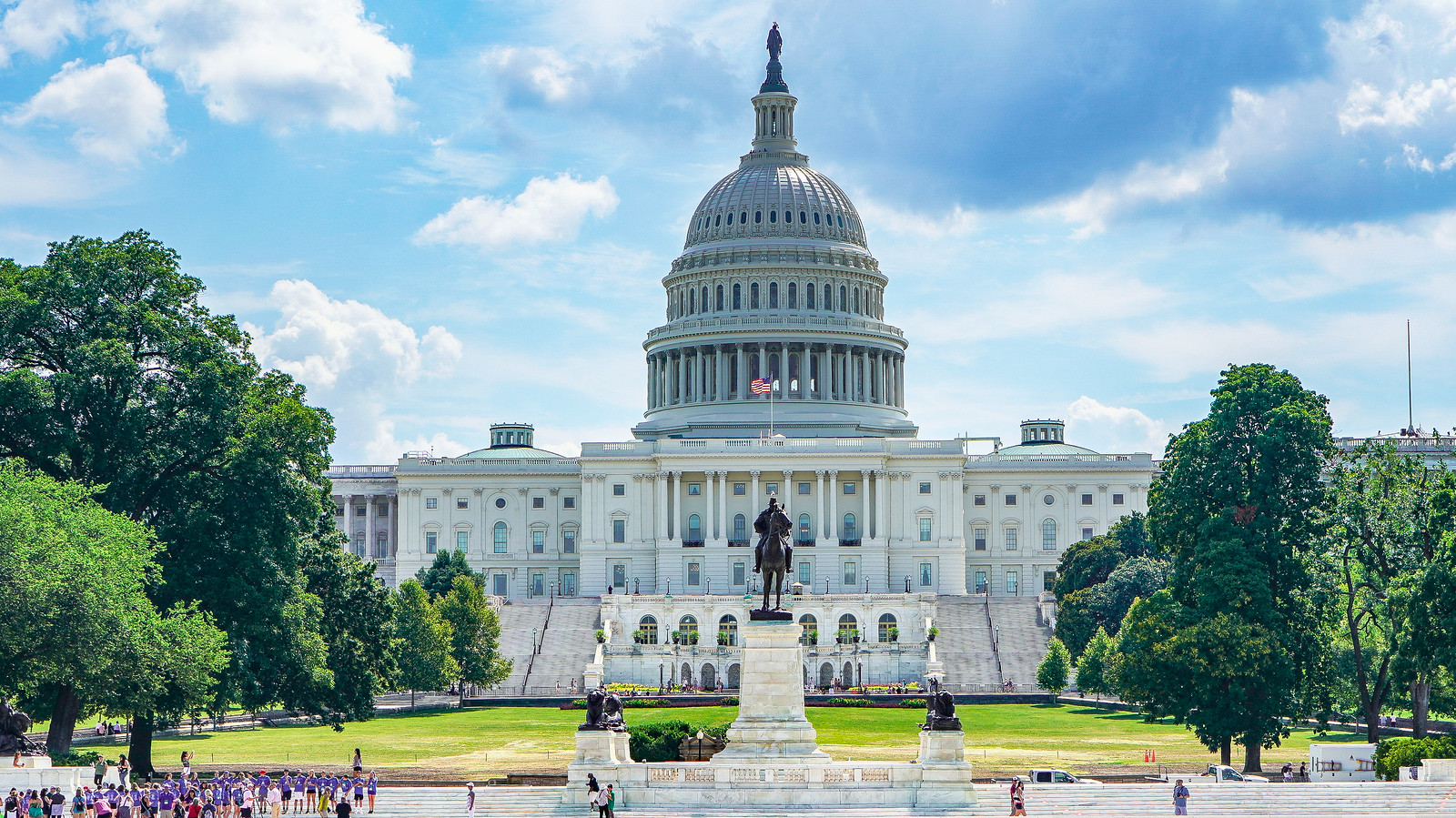 Photo Friday: United States Capitol, Washington, DC USA