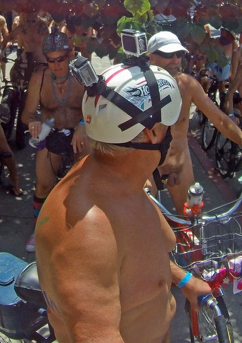 L.A. World Naked Bike Ride 2018 (143150A)