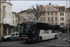 Irisbus Magelys - Keolis Drôme Ardèche / Les Cars de la Région Auvergne-Rhône-Alpes n°473
