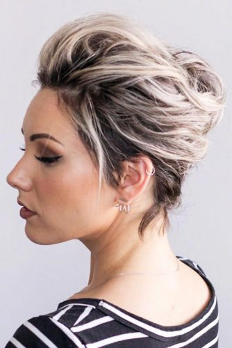 60+Pretty Ladies Short Haircuts -They Have Dreamt Of This Hairstyles 3