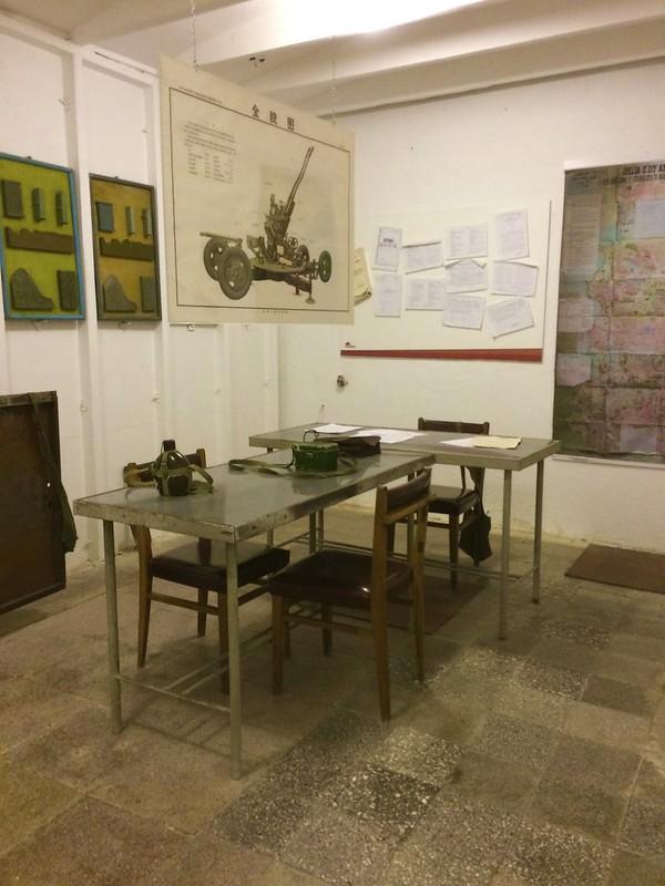 Bunk Art Map Room