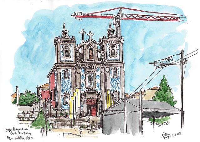 Santo Ildefonso, Porto