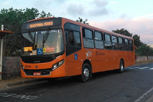 CS Brasil Transporte de Passageiros Ltda. W519