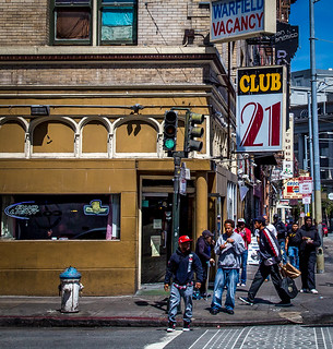 21 Club San Francisco 2014