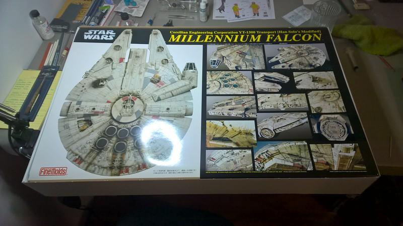 Millennium Falcon 9