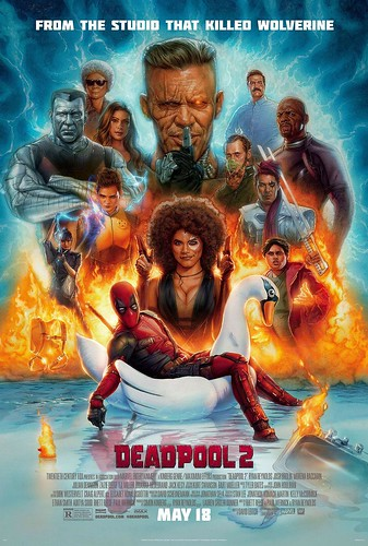 死侍2 Deadpool 2 (2018)海报