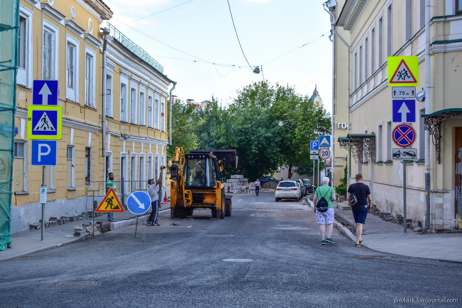 Одноразовые московские бордюры