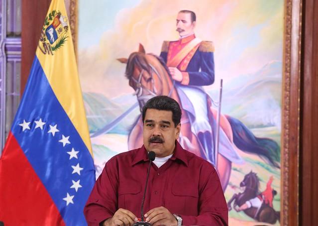 Apagão em Caracas e regiões vizinhas foi fruto de sabotagem, diz presidente