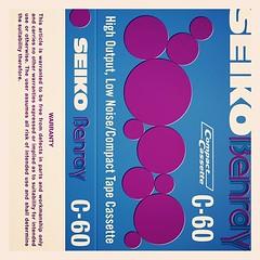 Cassettes: Seiko Benray C-60