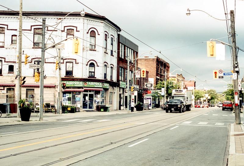 Dundas and Sheridan Ave