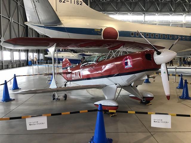 ピッツS-2スペシャル JA11KT DC235653-EC98-4E91-BA2F-A6B2315732B0