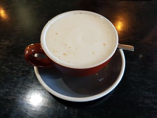 Peanut Butter Latte at Frankee & Co