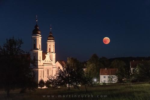 Blutmond - Mondfinsternis - Lunar eclipse