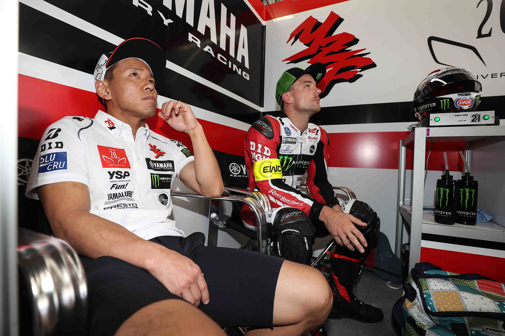 8,Hours,Suzuka,2018,EWC,Yamaha Factory Racing Team,Katsuyuki NAKASUGA,Alex LOWES,Michael van der MARK