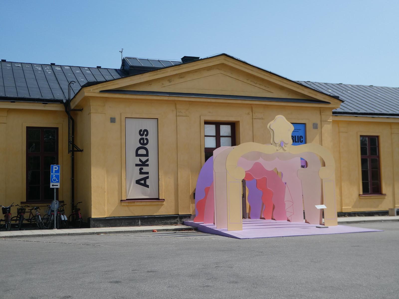 ArkDes Museum, Stockholm