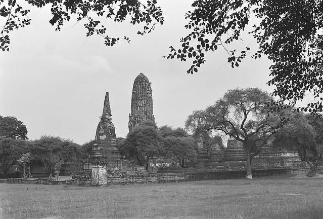 Ayutthaya, 2018
