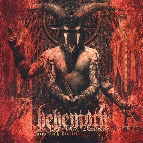 比蒙Behemoth發佈最新專輯影音God = Dog 1