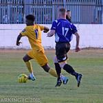Barking FC v East Thurrock United FC - Tuesday July 31st 2018