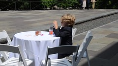 Everett Drinking Alone At The Wedding