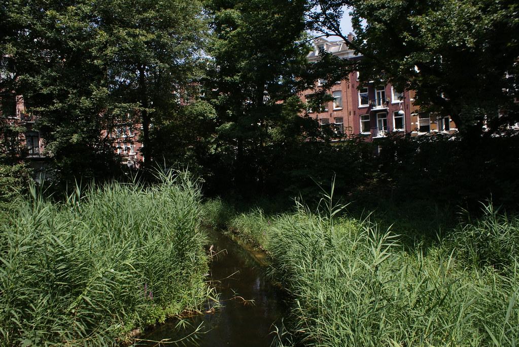 Sapharti park à Amsterdam