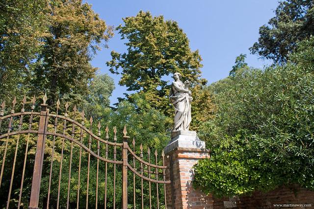 Giardini Papadopoli, Santa Croce Venezia