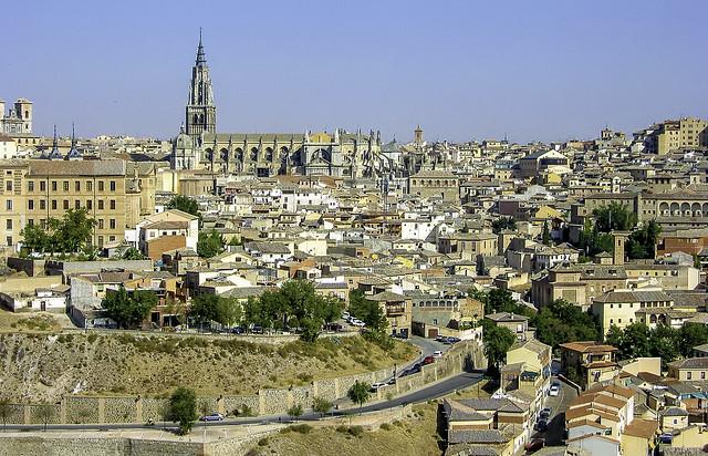 Toledo Cathedral, Canon POWERSHOT S30