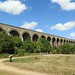 Railway viaduct at Chappel, Essex