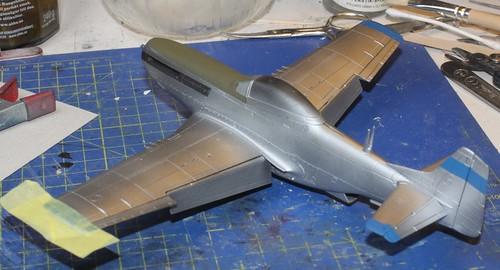 N.A. P-51D Mustang, Airfix 1/48 - Sida 4 43912780862_6caeea3a27