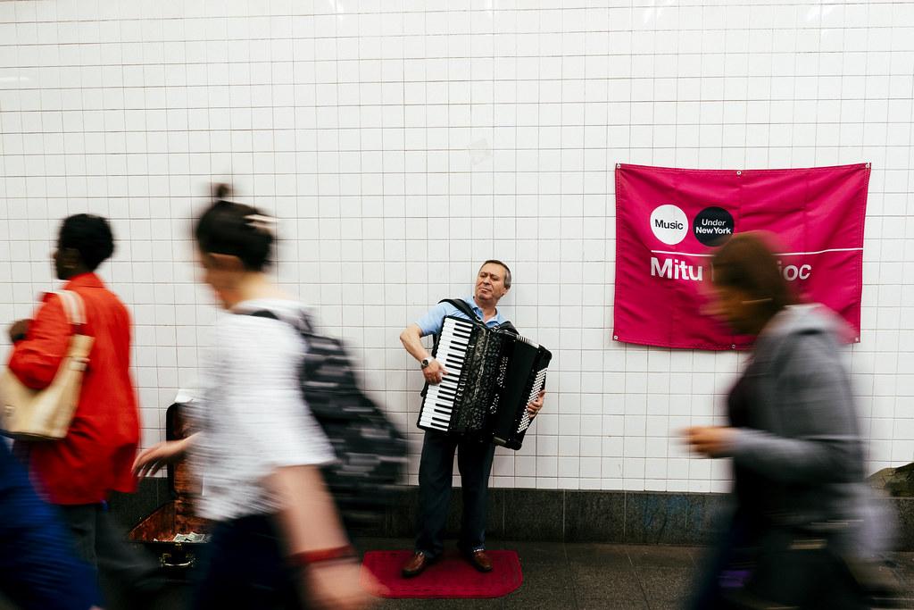 Swing, NYC.