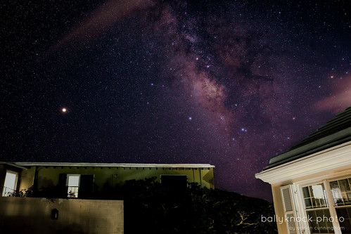 mars summernights startracker nightphotography astrophotography milkyway bermuda galacticcore