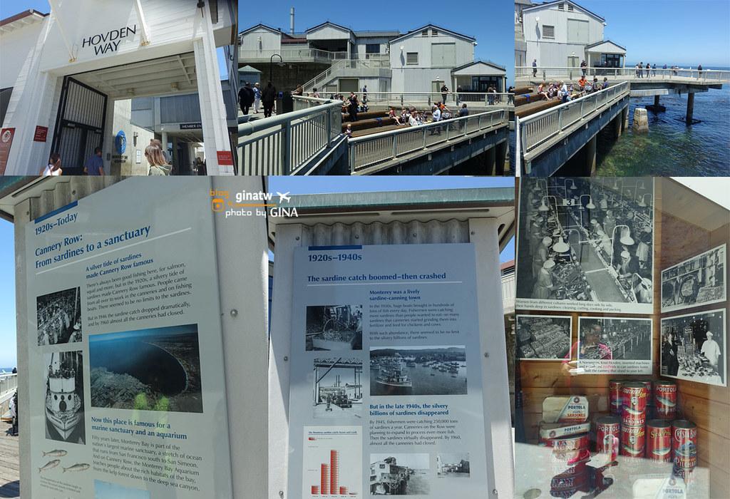 【舊金山景點】 蒙特利一日遊(Monterey Bay)卡梅爾小鎮(Carmel-by-the-Sea) @GINA環球旅行生活